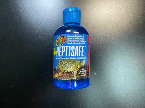Zoomed Reptilsafe - 水質穩定劑