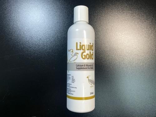 Wombaroo Liquid Gold - 鈣油 (250ml)