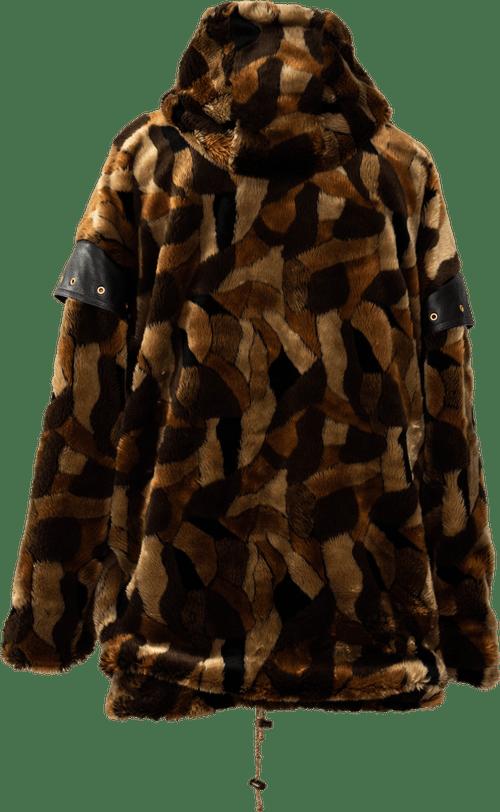 Big Poppa Limited Edition Coat