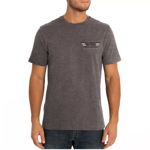WTG Men's Short-Sleeve Basic T-Shirt