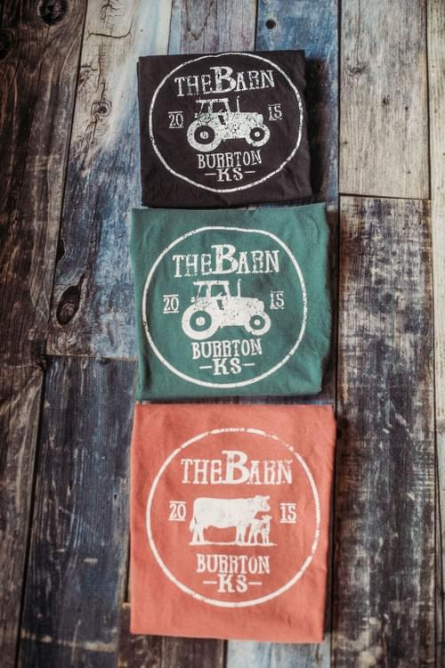TheBarn Short Sleeve T-Shirt