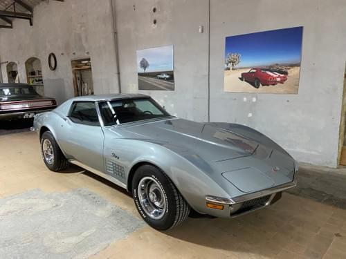 Chevrolet Corvette 350 1971