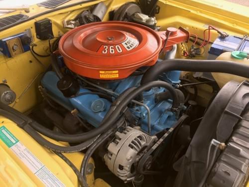 Dodge Challenger Rallye 1974