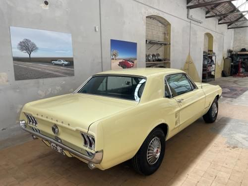 Ford Mustang code A 1967