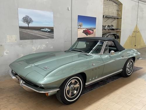 Chevrolet Corvette 327 Cabriolet 1966