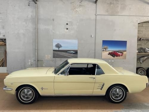 Ford Mustang Coupé code C 1966