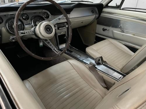 Ford Mustang code C luxury 1967