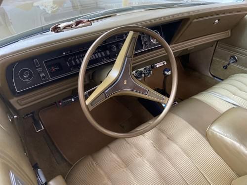 Chrysler Newport Custom 440 1971