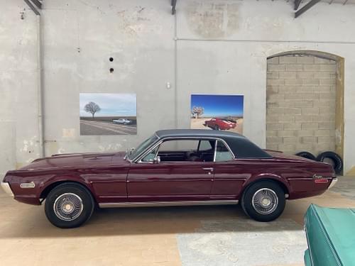 Mercury Cougar 302 1968