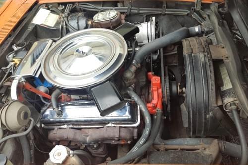 Chevrolet Corvette 350 1972