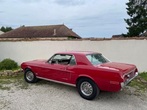 Ford Mustang GT BM4 1968