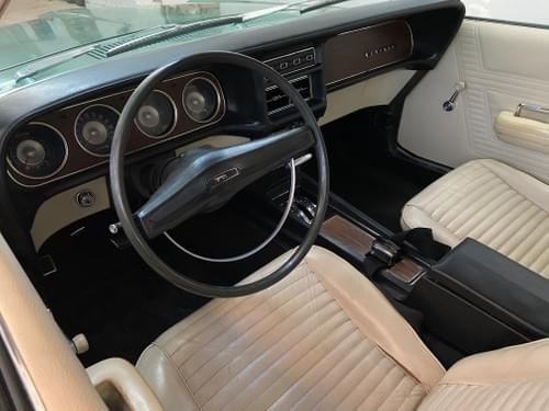 Mercury Cougar 351 1969