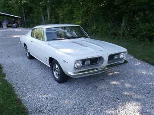 Plymouth Barracuda 383 1967