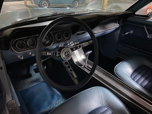 Ford Mustang 289 1966