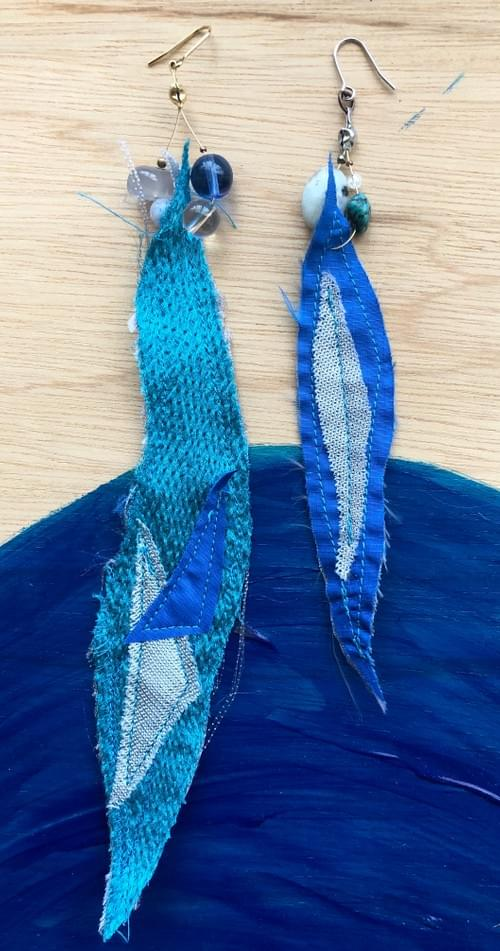 Spirit of Ocean earrings