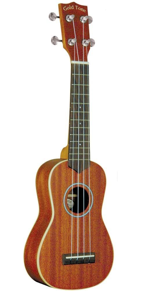 GU-100 Vintage Design Soprano w/hard case