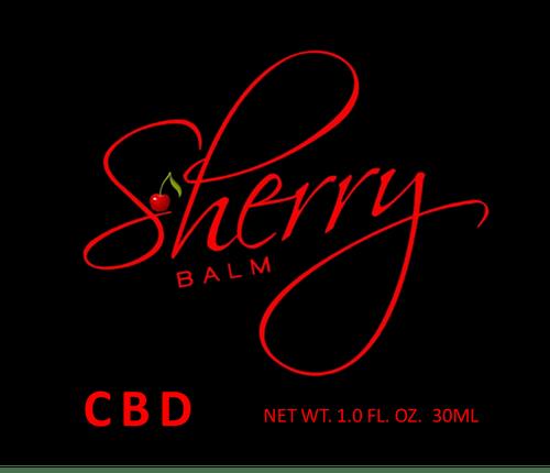 SHERRY BALM CBD