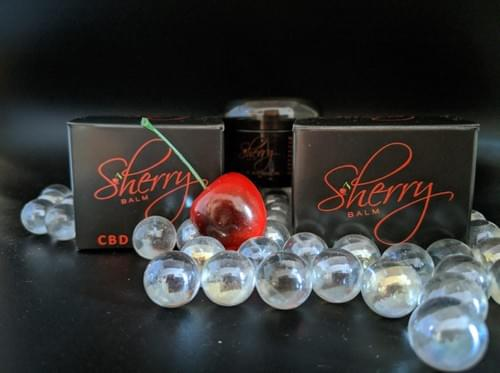 Sherry Balm CBD, 750MG 30ML
