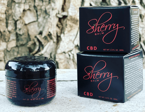 SHERRY BALM CBD, 750MG 30ML