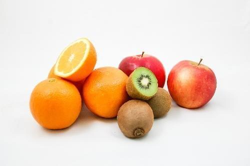 Panier Bio 100% fruits (3.5 kg) + 6 oeufs + 1 fromage de chèvre