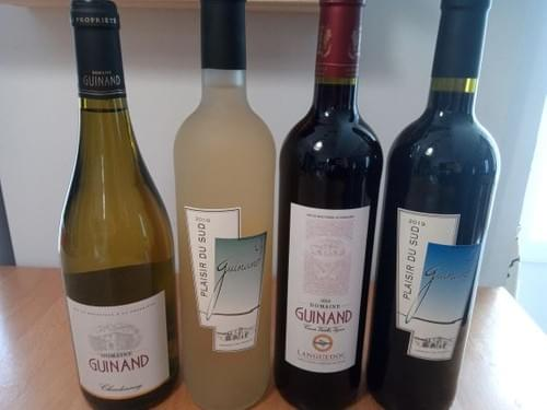 Vins Domaine Guinand