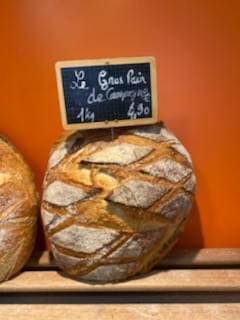 Gros pain de campagne 1kg