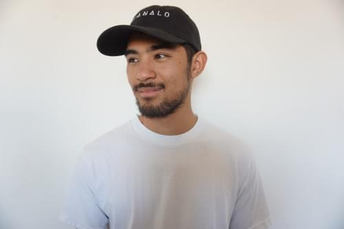 MANALO Dad Hat Black