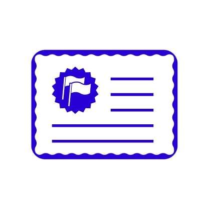 Certificado de Guatemalteco Naturalizado - Guatemala - ID 008