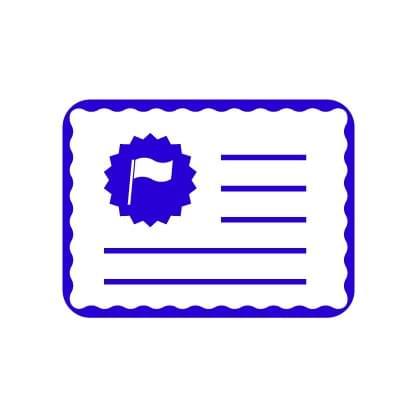 Certificado de Guatemalteco de Origen - Guatemala - ID 007