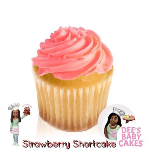 Strawberry Cheesecake Babycake