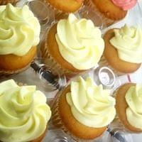 Lemon Buttercream Babycake