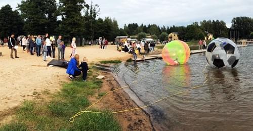 Ūdensbumbas