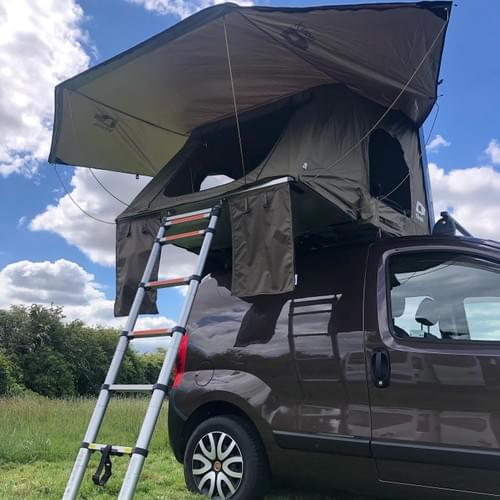 Khosi Hybrid Roof top tent package