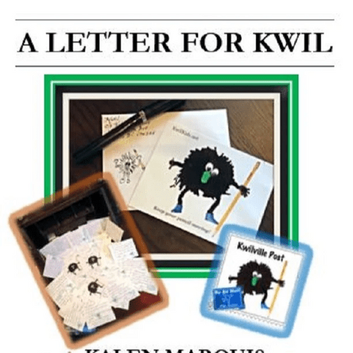 A Letter for Kwil (Story & Sample Replies)