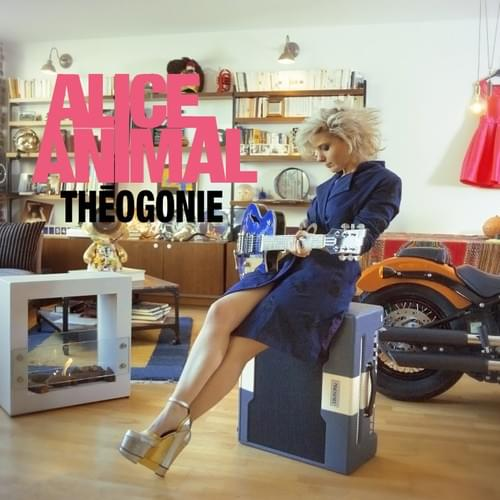 "Album Deluxe Livret-CD ""Théogonie"""
