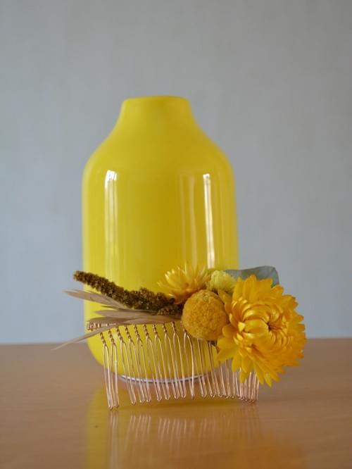Peigne Yellow Power