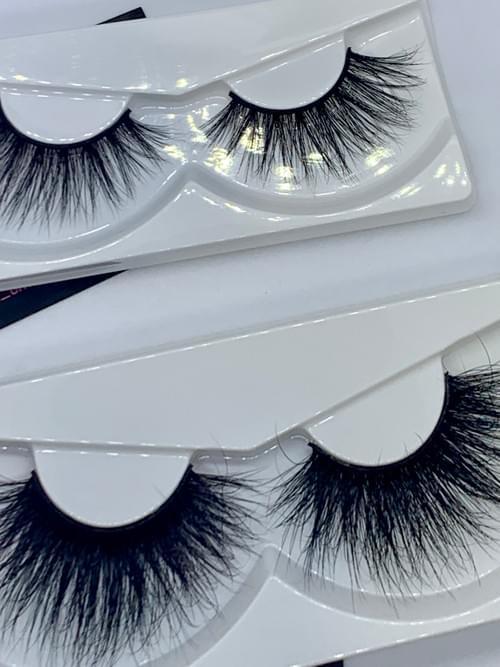 3D Faux Mink Fashion Lashes
