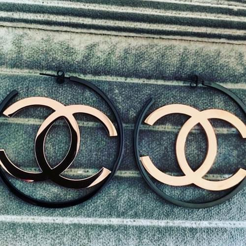 Designer Inspired Fashion Earrings