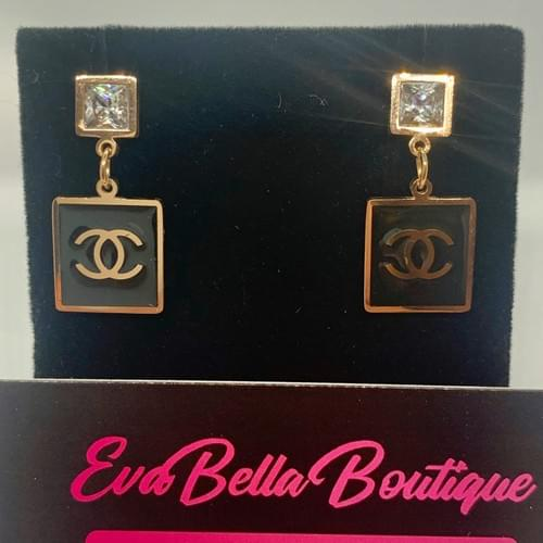 CC Inspired Designer Earrings
