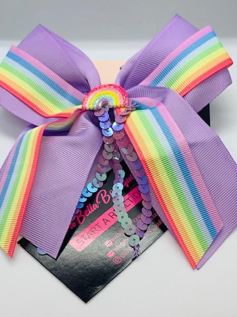 Cheer Hair Bow