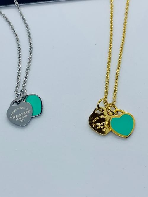 Tiffany's Inspired Necklace