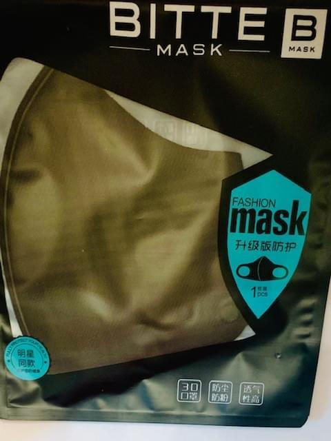 Dressy Fashion Face Mask