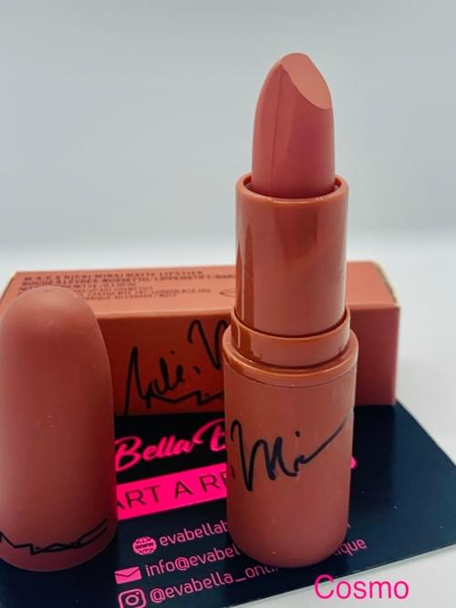 Nikki Minaj MAC Matte Lasting Lipsticks