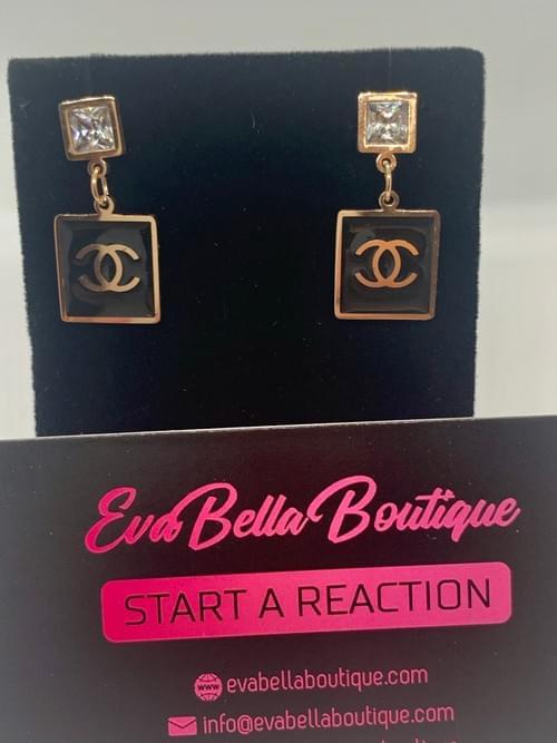 CC Inspired Designer Earrings