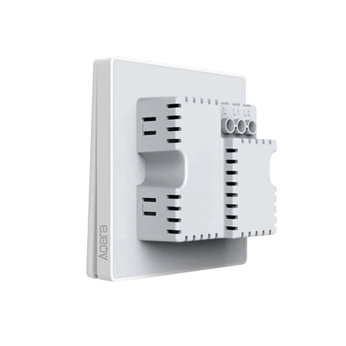 Aqara Single Gang Wall Switch (Neutral)
