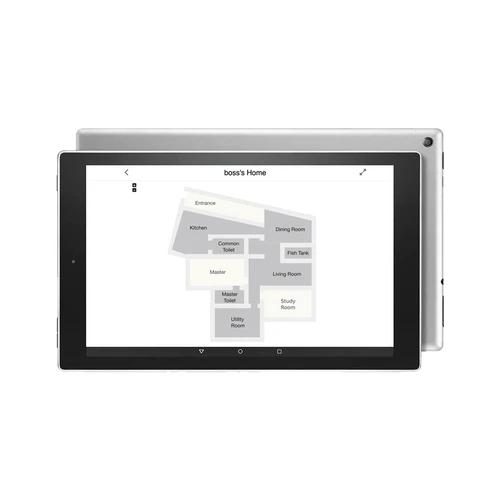 Smart Floor Plan Display & Control (Setup Only)