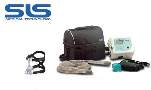 SLS Auto-CPAP ventilator with humidifier (CP101A/B)