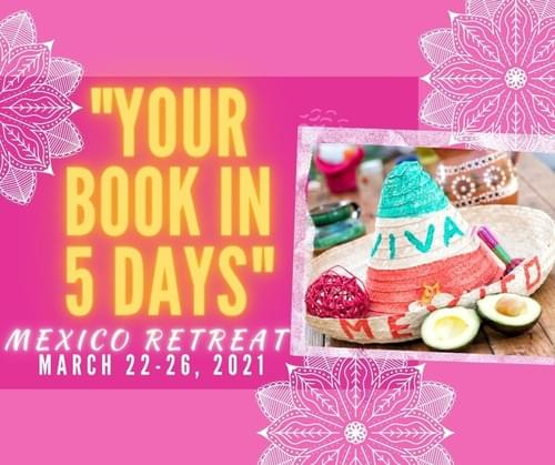 Your Book in 5 Days Retreat