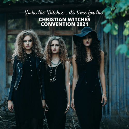 Christian Witches Convention 2021 Coven Bundle (8 ADULT TICKETS)