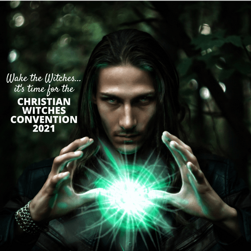 Christian Witches Convention 2021 (EARLY BIRD TICKET FOR 1 ADULT)